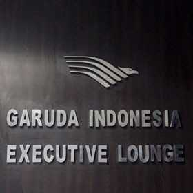GARUDA INDONESIA EXECUTIVE LOUNGE